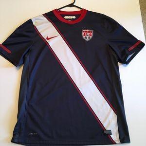 USAMNT Jersey USA Soccer Away L